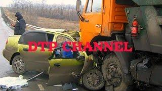 Самые шокирующие ДТП и аварии!! Не для детей и слабонервных! 18+