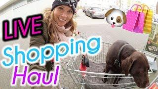 ♡ Milka Mittwoch ♡ Live Shopping Haul ♡ KaroLovesMilka