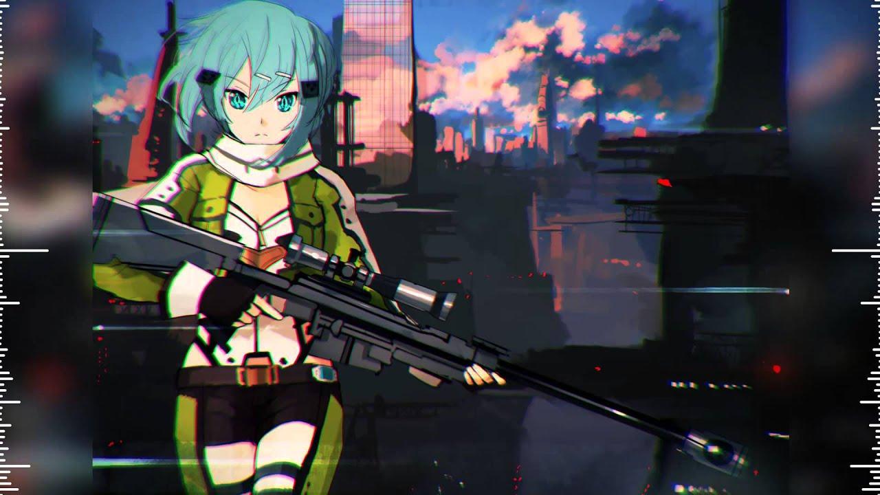 Sword Art Online character song - Relief Bullet - Asada Shino [Sinon]