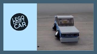 Lego Drift Car!!