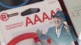 AA AAA AAAA Battery Vine - Big Enough