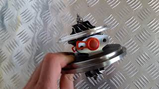 КАРТРИДЖ ТУРБИНЫ VW(Новый картридж турбины используется при ремонте турбины., 2016-08-01T16:47:42.000Z)