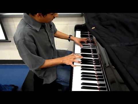 DBZ- GOKU SUPER SAIYAN 3, MY BEST GRAND PIANO COVER!