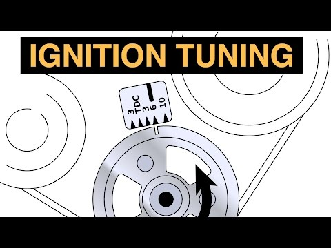 ECU Chip Tune - Ignition Timing - Increase Horsepower
