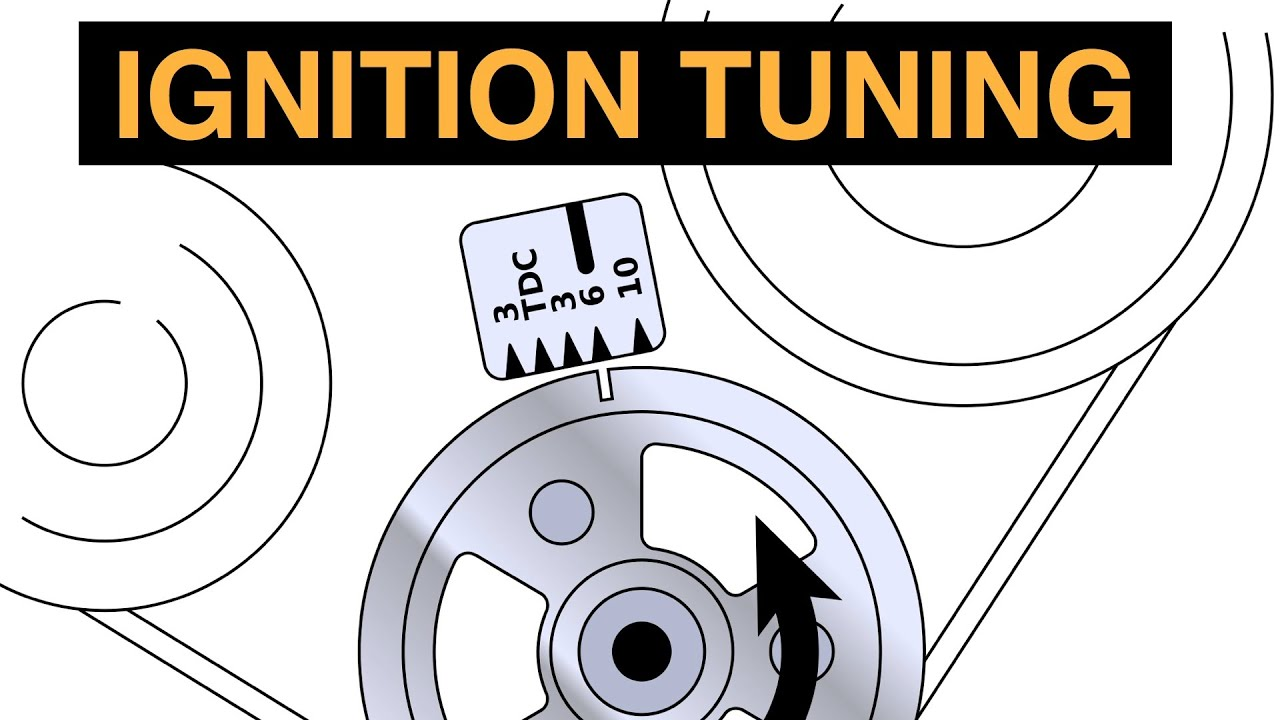 ECU Chip Tune  Ignition Timing  Increase Horsepower  YouTube