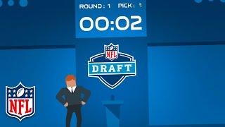 So funktioniert der NFL Draft | #NFLDraft2016