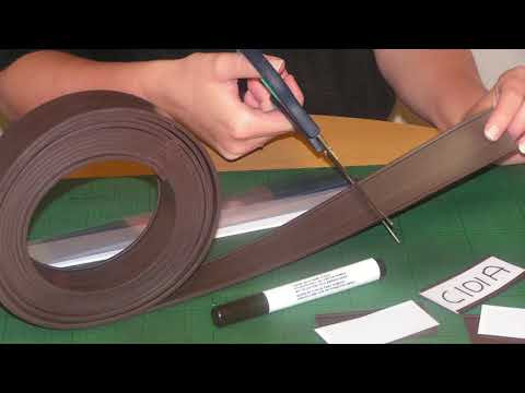 , Magnetic and Self Adhesive Label Holders