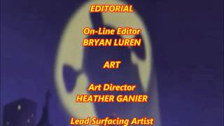 VeggieTales   Larry Boy & the Bad Apple End Credits Buzz Lightyear of Star Command Style