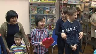 1 ноября в детской библиотеке г. Степногорска прошла игровая программа