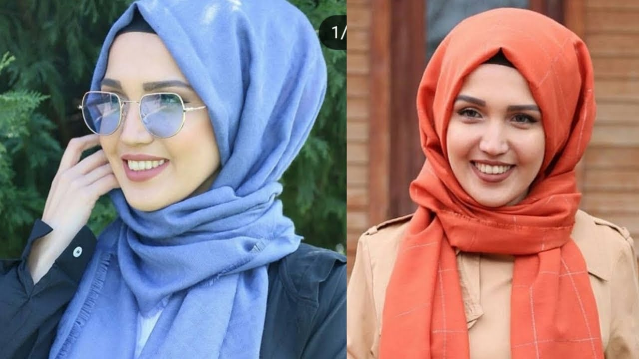 New Hijab Tutorial 2018