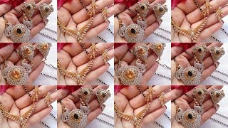 Mangalsutra Designs Images with Price | Mangalsutra Designs Long Gold || Fashion Fiesta
