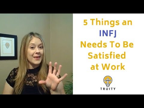 5 Career Must-Haves For INFJ Personality Types