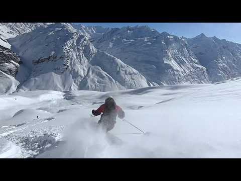 Himalaya Skiing, Manali, Himachal Pradesch