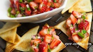Strawberry Salsa Recpe