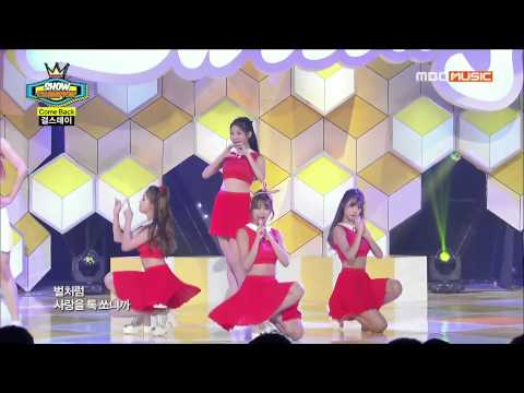 Live HD | 140716 Girl's Day - Darling @ MBC Show Champion