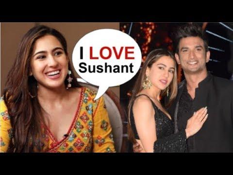 Sara Ali Khan DATING Sushant Singh Rajput Confirmed Mp3