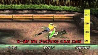 Dave Mirra Freestyle BMX 100% Speedrun