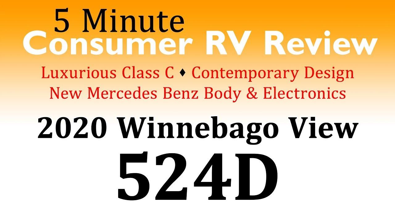 Updated 2020 Winnebago View 524D Quick Review - 4k UHD Mp3 İndir
