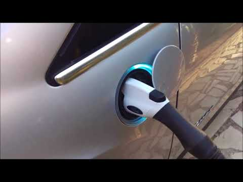 Ford C Max Energi Electricity used to Fully Charge EV battery