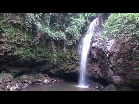 20 02 2016 OXers tam suoi thac buoi chieu o khu vuc chua Di Da   Bao Loc