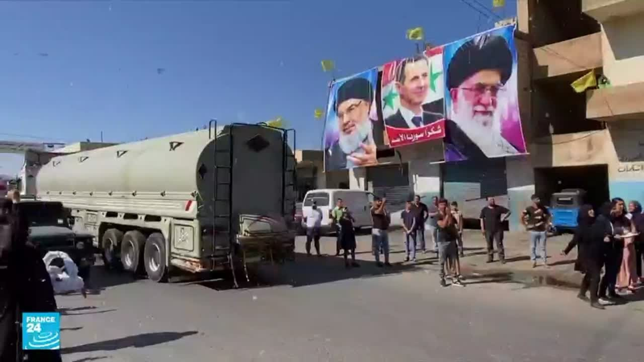 وقود إيراني في لبنان بهدف تخفيف الأزمة الاقتصادية  - 22:55-2021 / 9 / 16