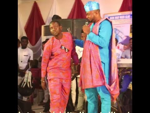 Download Odunlade Adekola Calls Out Mide Martins' Hubby, Afeez Owo To Sing Like Pasuma At Paragon's Party