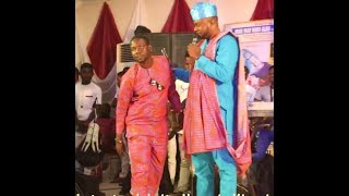 Odunlade Adekola Calls Out Mide Martins Hubby Afeez Owo To Sing Like Pasuma At Paragons Party