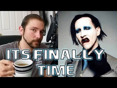 YOU ASKED FOR IT....Teens React to Marilyn Manson (50k Sub Special)   Mike The Music Snob Reacts