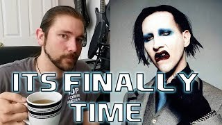 Video YOU ASKED FOR IT....Teens React to Marilyn Manson (50k Sub Special) | Mike The Music Snob Reacts download MP3, 3GP, MP4, WEBM, AVI, FLV Maret 2018
