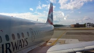 British Airways A319 LHR-ARN Euro Traveller flight experience
