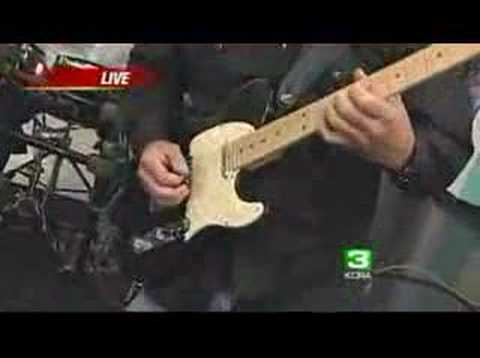 Dave Russell Band Visits KCRA 3