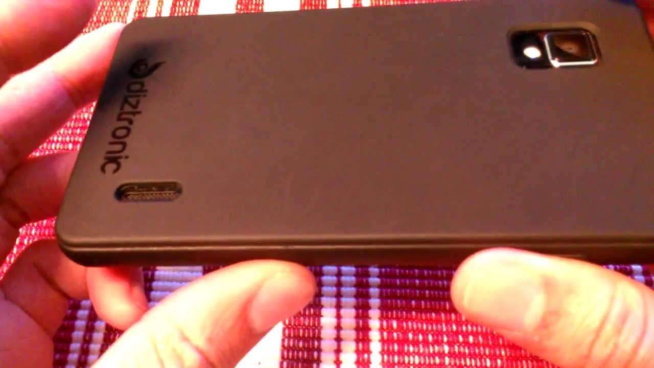 size 40 7dc57 756c5 Diztronic LG Optimus G Case Review