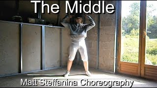 The Middle - Zedd, Maren Morris, Grey / Matt Steffanina Choreography