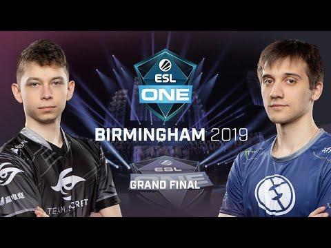 Evil Geniuses vs Team Secret - ESL One Birmingham - Game 2