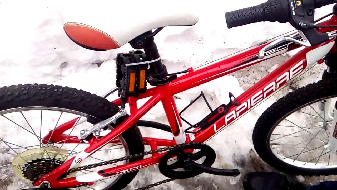Трехколесный велосипед Bembi (Б/У) - YouTube