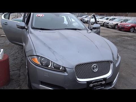 2013 Jaguar XF Countryside, Oak Lawn, Calumet City, Orland Park, Matteson,  IL P11650