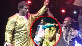 Le Show de Balla Gaye 2 avec Sidy Diop au Grand Théâtre...