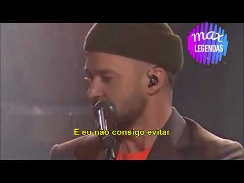 Justin Timberlake & Chris Stapleton - Say Something Tradução Legendado