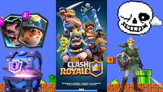 Clash royale + nueva intro de mis videos :v