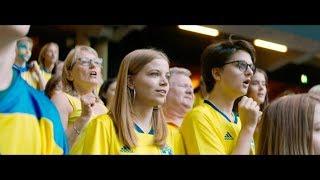 Gyllene Tider med Linnea Henriksson - Bäst när det gäller (Musikvideo) Officiell VM-låt 2018