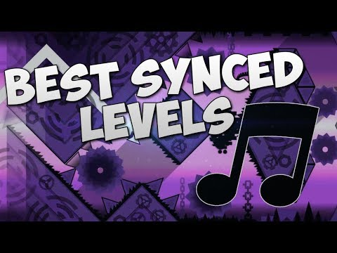 [NEW] Top 5 Best Synced Levels In Geometry Dash