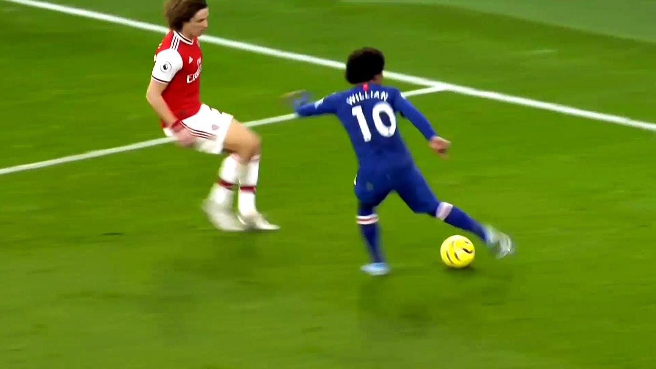 This Is Why Arsenal Want To Sign Willian!