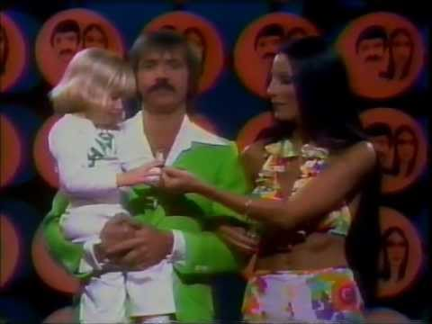 Sonny and Cher- Jackson and close with Chastity (Chaz)