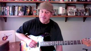 Eric Clapton - Cream Inspired Guitar Lick 6 - Blues Licks Guitar Lesson