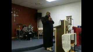 The Mess was Assigned by God Pt2  Apostle James Baker Jr.