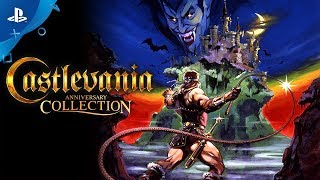 Castlevania Anniversary Collection | Launch Trailer | PS4