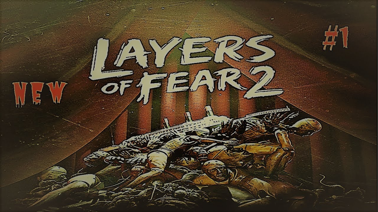 LAYERS OF FEAR 2 Reaction walkthrough Part 1