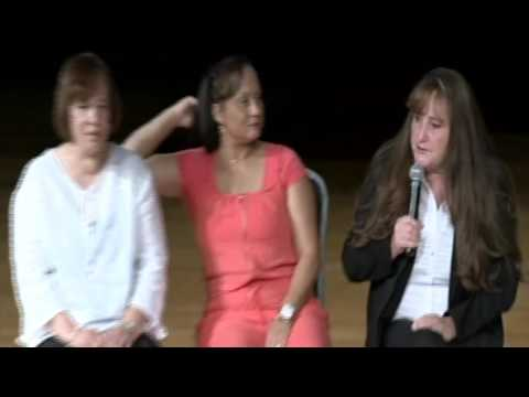 Human Trafficking Panel Discussion - S.H.A.U.N. Foundation for Girls