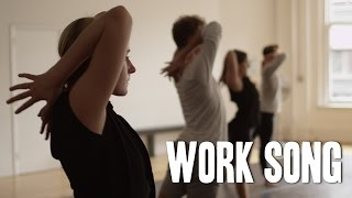 "Dance Shorts: ""Work Song"" by Hozier"
