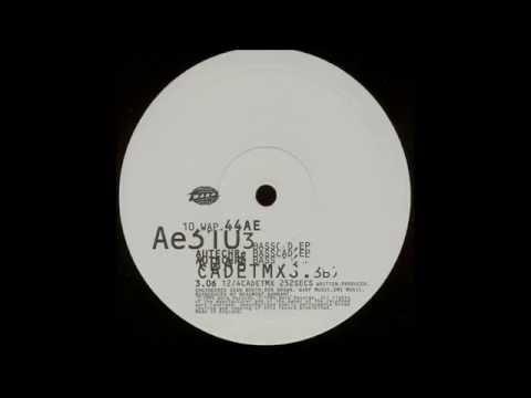 Autechre - Basscadet (12/4cadetmx)